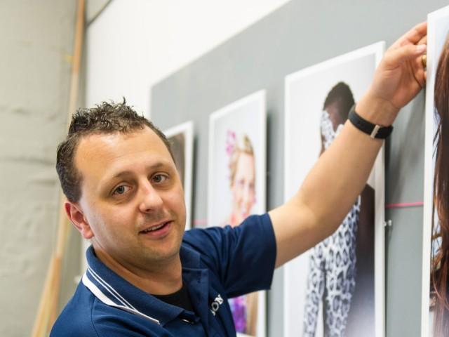 Visual Arts – TasTAFE helping Dominik further his career