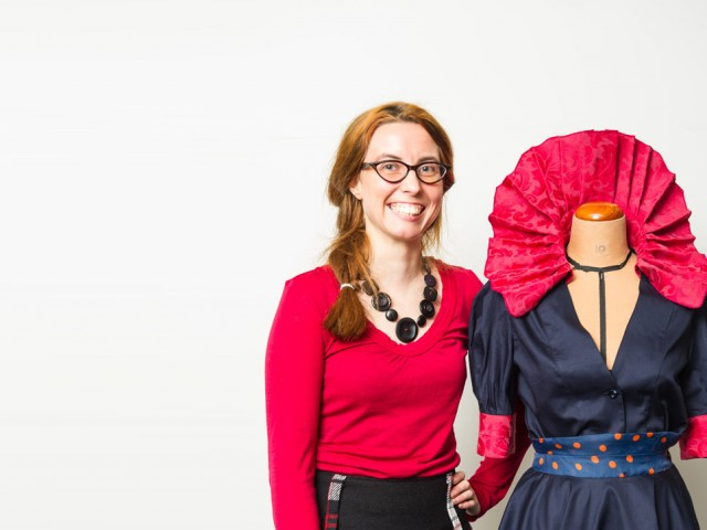 Fashion – Career in fashion a step closer for Georgia