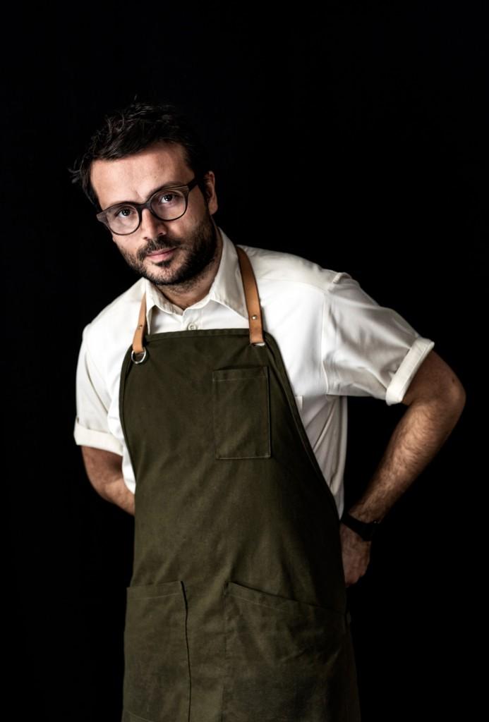 Chef Christian Puglisi